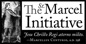 The St. Marcel Initiative / Bp Wiliamson